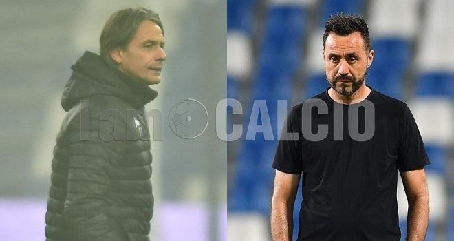 Mister F. Inzaghi e Mister R. De Zerbi