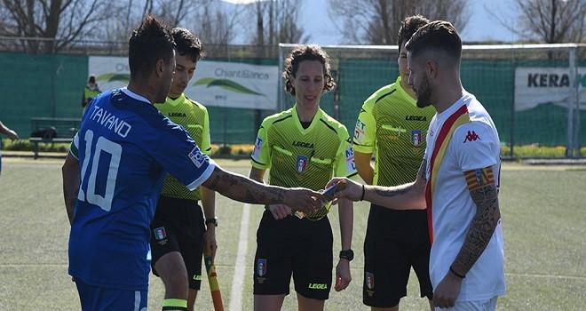 Gasperotti dirige Rieti-Real Giulianova