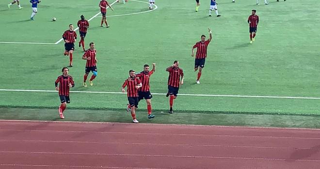 Il Picerno vola nel finale a Portici