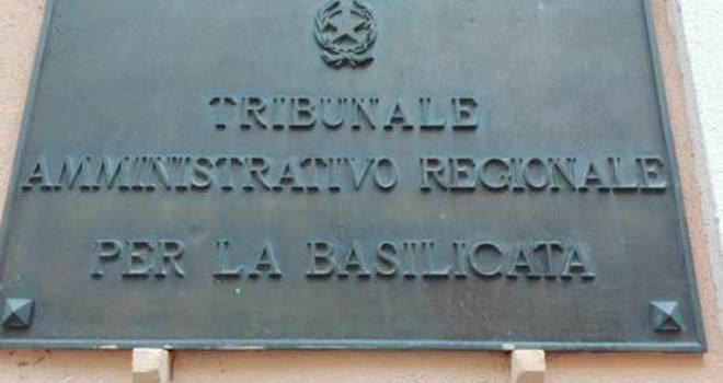 Decisione del TAR della Basilicata