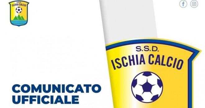 Ischia: un calciatore positivo al Covid. La nota del club