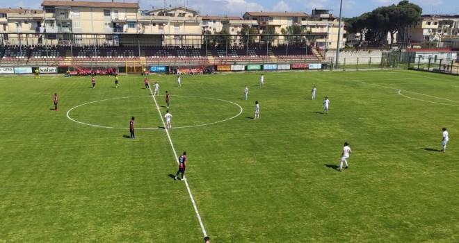 Real Agro Aversa-Taranto 0-0