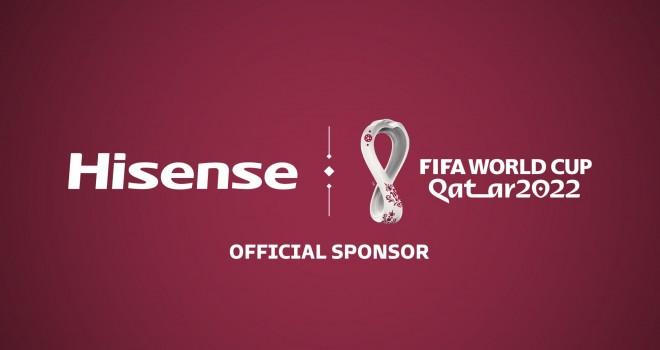 Hisense sarà sponsor ufficiale di Fifa World Cup Qatar 2022