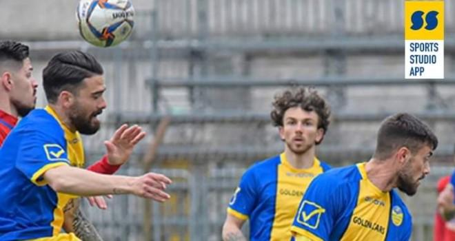 Scafatese-San Giorgio 1-2: cade la capolista, rimonta granata