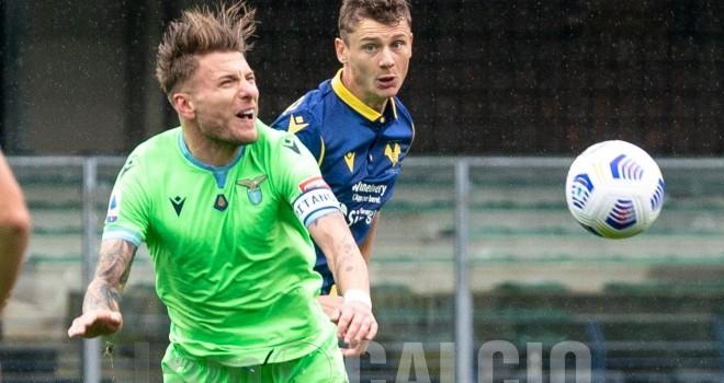 Lazio-Torino 0-0: Immobile sbaglia rigore, Benevento retrocesso in B