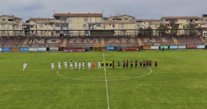 Real Agro Aversa-Team Altamura 1-1