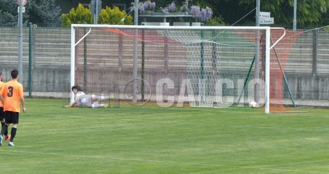 Mattanza nel derby, l'RG Ticino fa male all'Oleggio