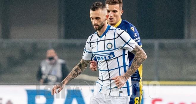 M. Brozovic, Inter