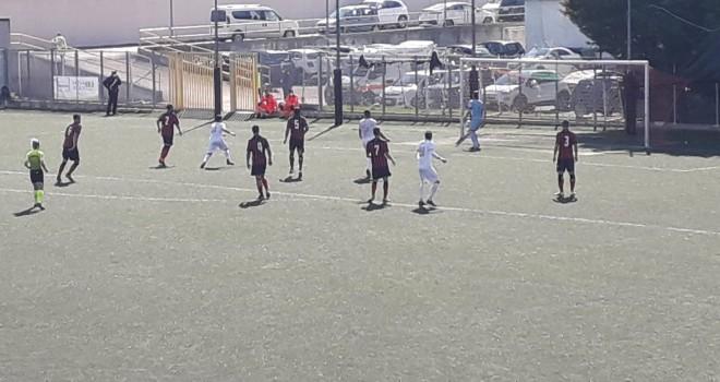 Il gol di Burzio di giovedì scorso