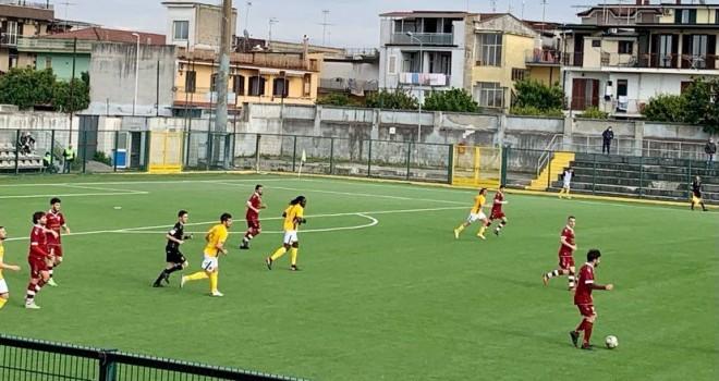 Frattese-Maddalonese 5-0