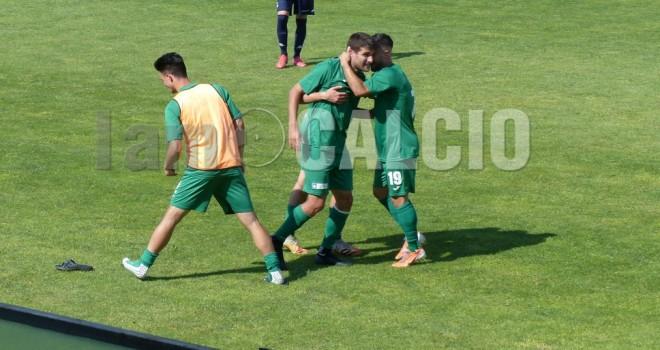 Gibellini, abbraccio da Serie D