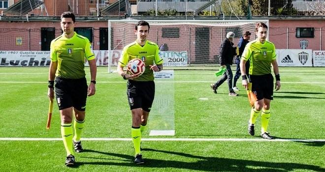 Serie D - Girone F, ventinovesima giornata: le designazioni arbitrali