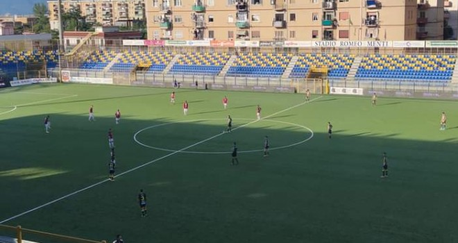 La Juve Stabia elimina la Casertana: ora sfiderà il Palermo