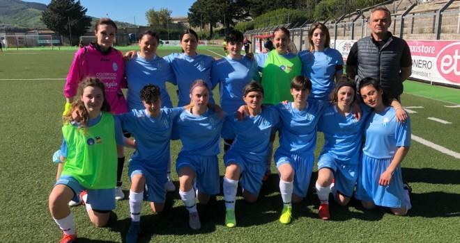 La squadra dell'Fst Rionero