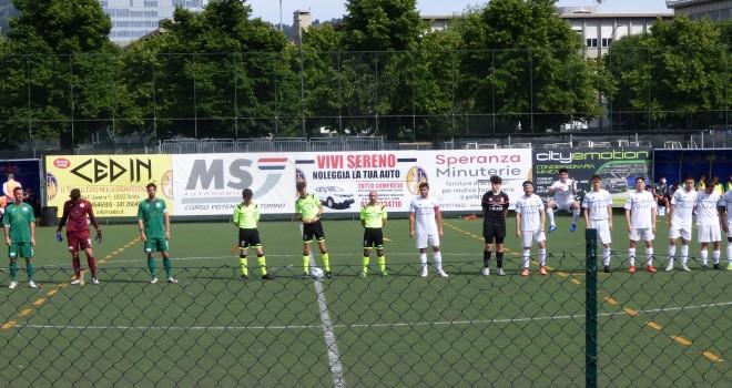 Atletico Torino e RG Ticino (in verde)