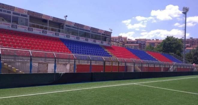 Lo stadio Alfredo Viviani