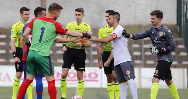Cittanova-Troina 0-1: brutto ko per i giallorossi