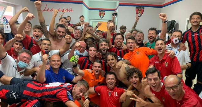 Serie D, Picerno vince i play-off Il Rotonda chiude con un successo