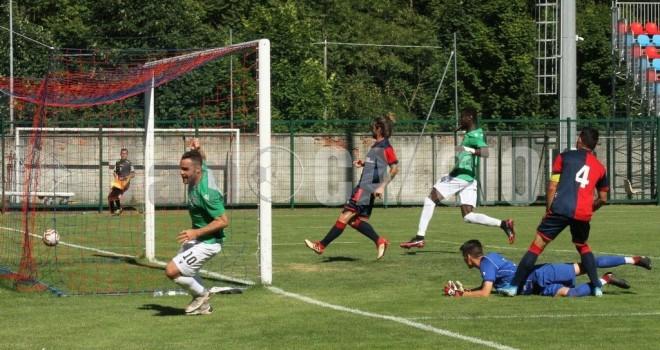 Il gol-partita di Allegretti