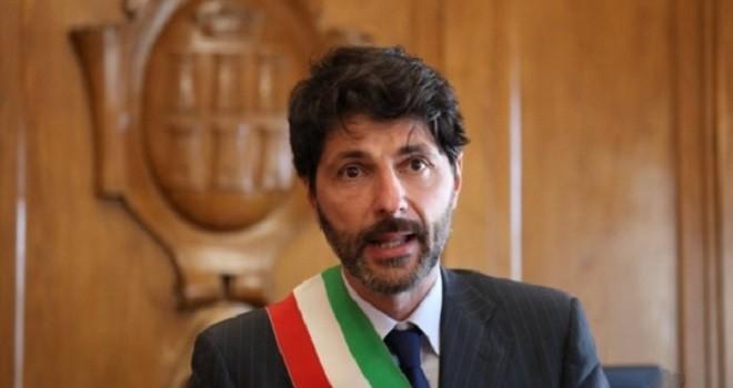 Il sindaco di Campobasso Roberto Gravina