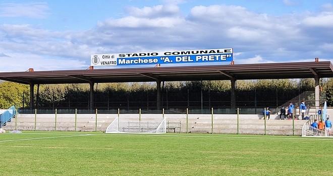 FC Matese-Pineto si gioca sul neutro di Venafro