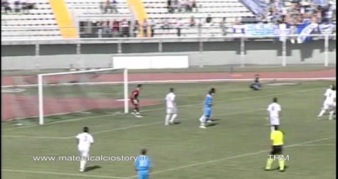 27 giugno 2010 - De Vecchis di rapina, Pianura KO: Matera in Lega Pro