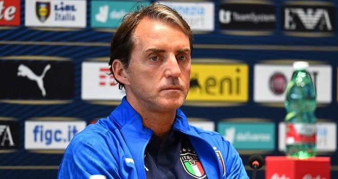 Mister R. Mancini, C.T. Italia