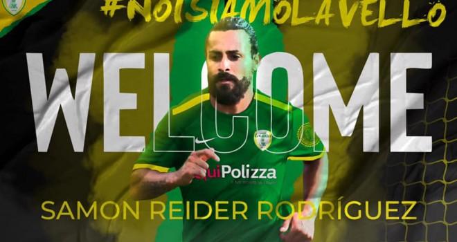 Samon Reider Rodriguez