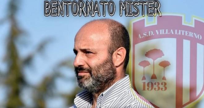 Mister Giovanni Formicola, Villa Literno