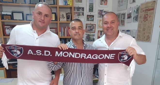 Il Pres. Francesco Villano, Mondragone
