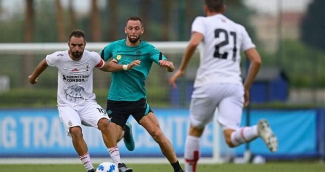 La Pro contro l'Inter