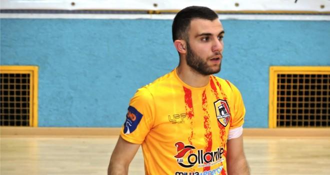 Fabio Calavitta, Benevento 5