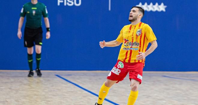 Francesco Brignola, Benevento 5