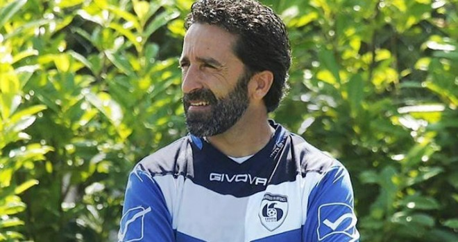 Assc Ercolanese: prima squadra affidata a mister Perrella