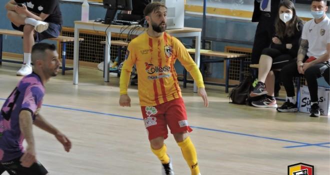 Antonio Di Luccio, Benevento 5