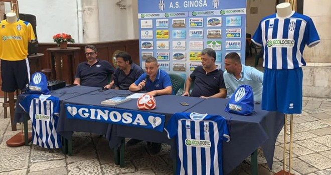 Ginosa, conferenza stampa