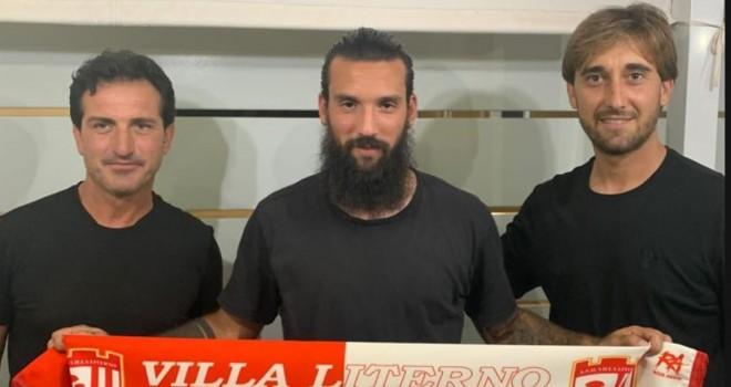Pasquale Scielzo, Villa Literno