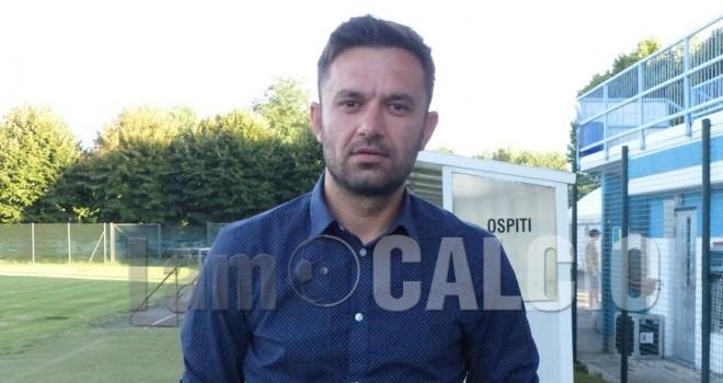 Eddy Licaj, tecnico del Briga