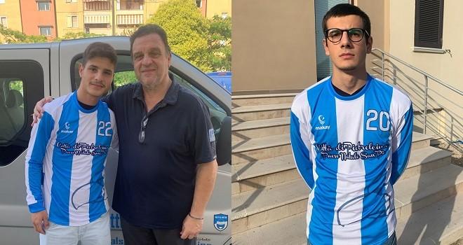 Francesco Ascione e Stefano Pagliuca