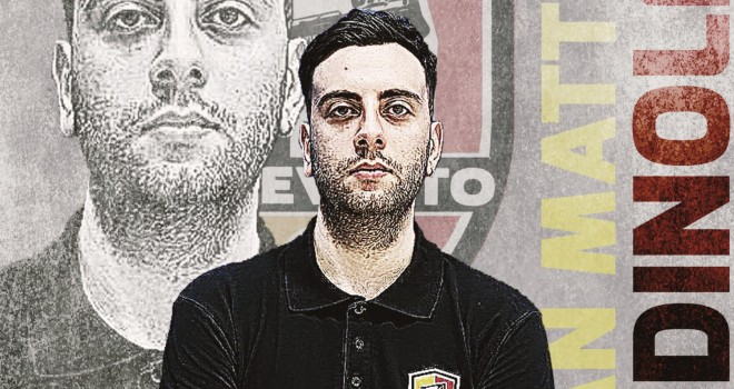 Jan Mattia Adinolfi, Benevento 5