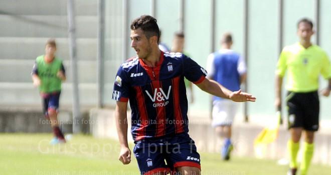 Manuel Nicoletti al Foggia