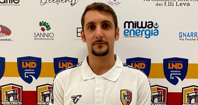 Mister Attilio Viscusi, Benevento 5 U17