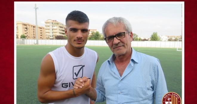 Giuseppe La Monica, Real Agro Aversa