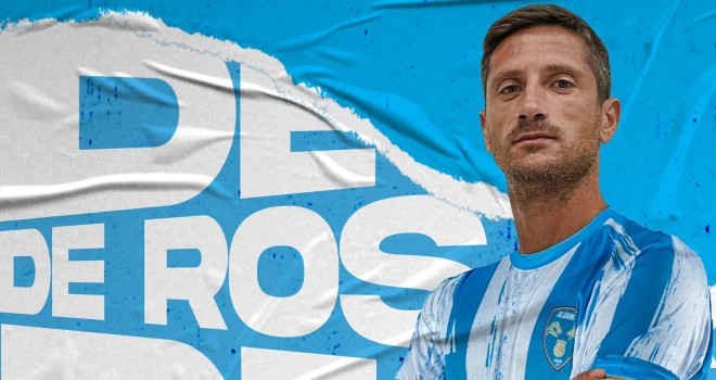 Rosario De Rosa, Albanova Calcio