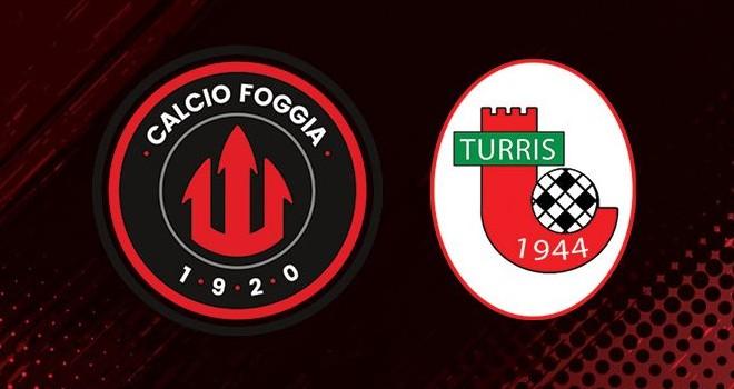 Foggia - Turris, gli undici iniziali