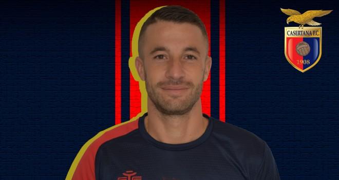 Gianluca Sansone, Casertana