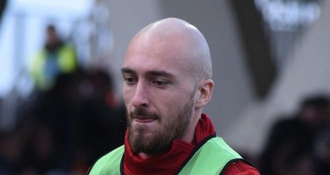 Luca Caldirola, Monza