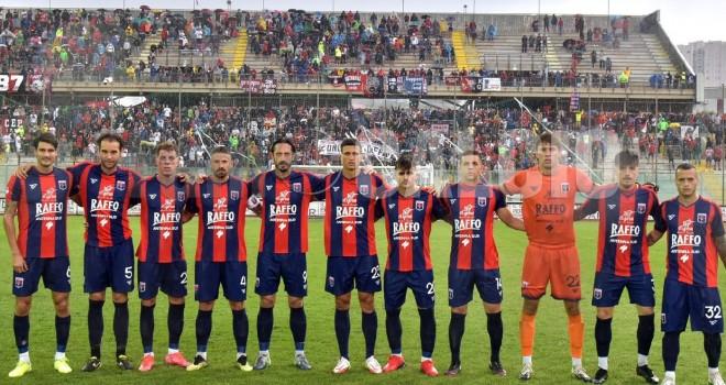 Taranto, la formazione contro il Palermo