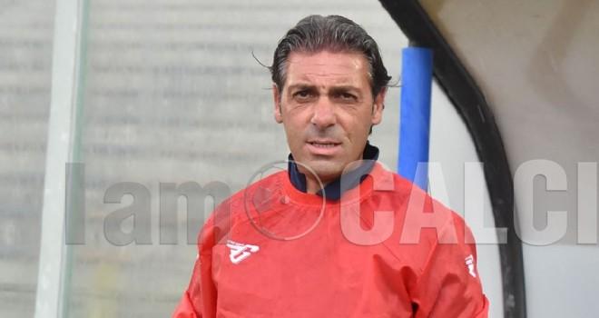Giuseppe Laterza, tecnico rossoblù