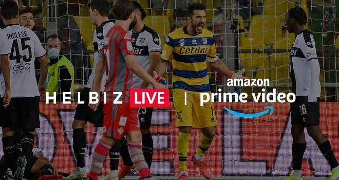 Helbiz Media & Amazon Prime